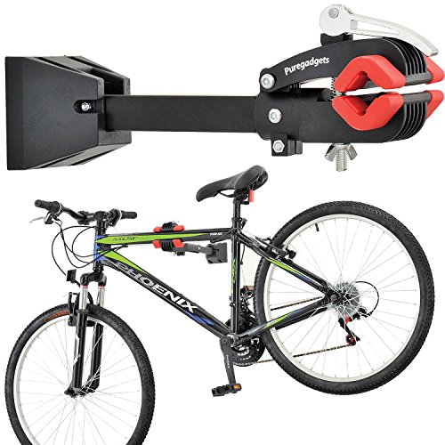 Puregadgets 169 Wall Mount Heavy Duty Bike Bicycle Cycle