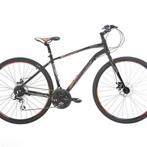 Indigo-Mens-Verso-S3-Hybrid-Bike-Black-175-Inch-0