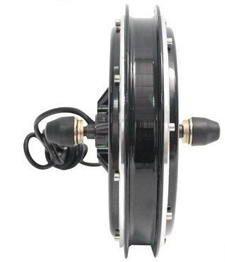 Electric bicycle conversion kit front wheel hub motor for 1000w brushless dc motor