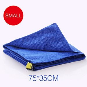 MICROFIBRE-TOWEL-in-High-Fashion-Colours-Small-75cm-x-35cm-Quick-Dry-Towel-for-Beach-Camping-Travel-Gym-Golf-Yoga-Swimming-Sports-by-Topfire-0
