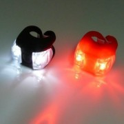 1-Pair-LED-Bicycle-Light-VERY-BRIGHT-BIKE-LED-LIGHT-mount-at-fork-handlebar-seat-post-Red-and-White-FROG-LIGHT-0