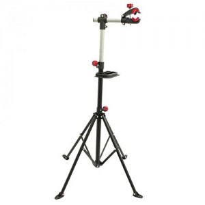 Oypla-Heavy-Duty-Black-Pro-Home-Mechanic-Folding-Bicycle-Bike-Cycle-Repair-Maintenance-Stand-0