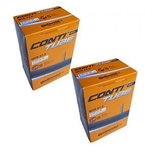 2-x-Continental-MTB-275-Mountain-Bike-inner-tube-Presta-Valve-650B-0
