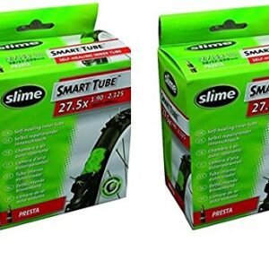 2-x-Slime-Bike-Inner-Tubes-275-x-190-2125-650B-Mountain-Bikes-Presta-Valves-Slime-Filled-To-Instantly-Seal-And-Repair-Punctures-0