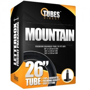 26-Premium-Branded-MountainMTBCycleBike-Inner-Tube-26-x-175-to-2125-Fits-any-175-185-190-195-20-210-SchraderCar-Type-Valve-FREE-PP-0