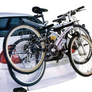 CAR-CYCLE-CARRIER-2-BICYCLE-BIKE-RACK-UNIVERSAL-FITTING-SALOON-HATCHBACK-ESTATE-0