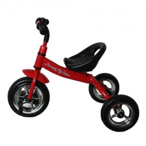 FoxHunter-Kids-Child-Children-Trike-Tricycle-3-Wheeler-Bike-Steel-Frame-Red-New-2-5-Year-Discontinued-by-Manufacturer-0