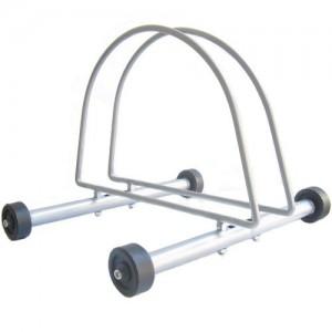 XTools-Portable-Rolling-IndoorOutdoor-Bicycle-Stand-Bike-Rack-0