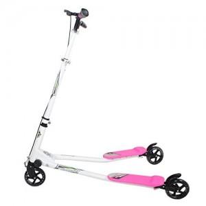 3-Wheels-Kids-Speeder-Slider-Swinged-Scooter-Tri-Motion-Drifter-0