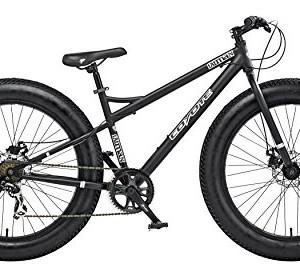 Coyote-Fat-Tyre-All-Terrain-Bike-Black-17-Inch-0