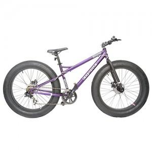 Coyote-Fatman-Fat-Tyre-for-Terrain-Bike-Purple-17-Inch-0