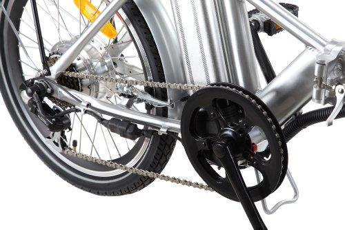 Cyclamatic Foldaway Electric E Bike Planetcycling Co Uk