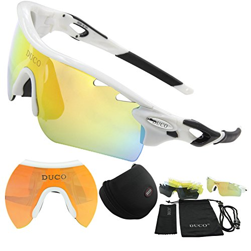 Duco Cycling Glasses