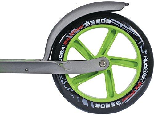 hudora scooter gs 205 big wheel scooter. Black Bedroom Furniture Sets. Home Design Ideas