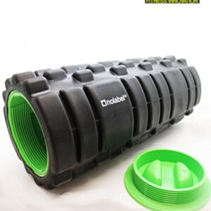 Black-Foam-Roller-Trigger-Point-Foam-Roller-for-Myofasical-Release-Pro-Series-Massage-Roller-Great-Post-Workout-Speed-Up-Your-Recovery-Times-Improve-Your-Range-Of-Movement-0