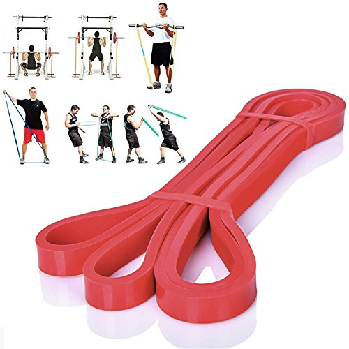 Resistance Bands Uk: [Resistance Bands]E-PRANCE® New Premium Latex Pull Up