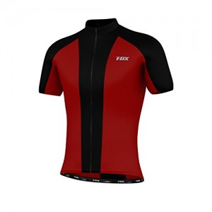 FDX-Mens-Cycling-Jersey-Half-Sleeve-Biking-Top-Outdoors-Sportswear-Bike-Shirt-0