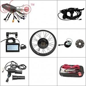2436v-500w-Fat-E-Bike-Rear-Wheel-Conversion-Kit-for-Sine-Wave-Controller-Rim-kit-COLOR-BLACKGOLDENBLUERED-0
