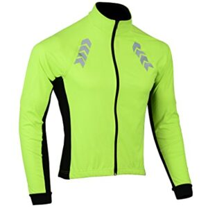 Deckra-Softshell-Winter-Cycling-Jacket-Thermal-Windproof-High-Visibility-Long-Sleeve-Jacket-0