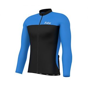 FDX-Mens-Cycling-Jersey-Full-sleeve-Winter-Thermal-Cold-Wear-Cycling-Jacket-0