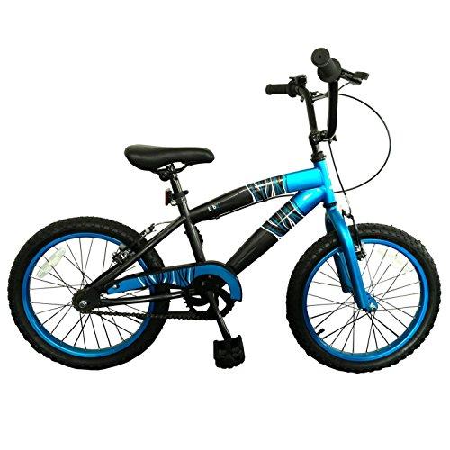 Cosmic Kids Tribal 18 Inch Junior Bike MTB Tyres Childrens Bicycle ...