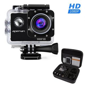 APEMAN-Action-Camera-12MP-1080P-Full-HD-Action-Cam-Waterproof-30m-170-Ultra-Wide-Angle-Lens-with-Portable-Package-Case-and-Kit-of-Accessories-0