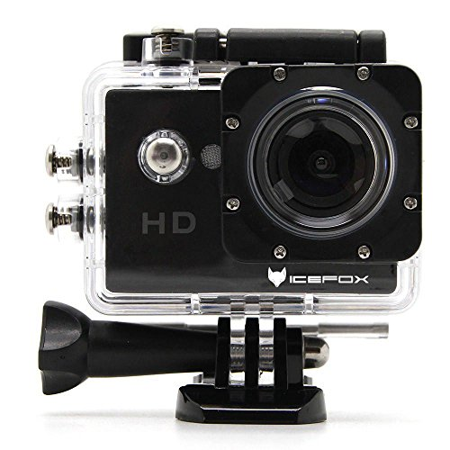 Icefox Fhd Underwater Action Camera 12mp 1080p Waterproof