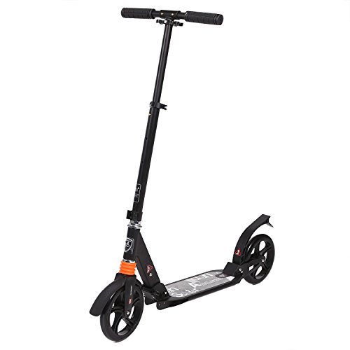 Ancheer adult teen kick scooter city urban commuter street for Motorized scooters for teenager