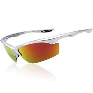 DUCO-New-Polarized-Sports-Sunglasses-for-Running-Cycling-Fishing-Golf-TR90-Unbreakable-Frame-6188-0