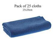 Microfibre-Cloths-Pack-of-25-Cloths-25cm-x-20cm-Lint-Free-Microfibre-Premium-quality-cleaning-cloth-S-size-0