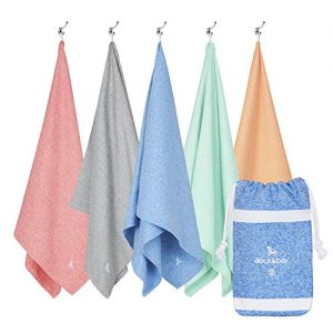 Microfibre-Towel-Pouch-Quick-Dry-Lightweight-Absorbent-Compact-Extra-Large-200x90cm-Large-160x80cm-for-fitness-yoga-gym-pilates-hot-bikram-travel-Active-collection-0