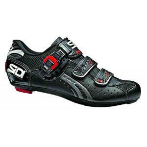 Sidi-Genius-5-Fit-Carbon-shoe-Men-black-Size-40-2016-bike-shoes-0