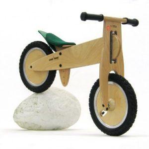 Childrens-balance-bike-LIKEaBIKE-saddle-forest-green-Kokua-Like-a-Bike-0