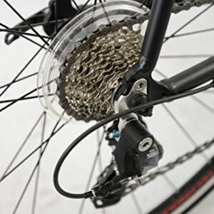 700c-Cobra-Carbon-Fibre-Road-BIKE-Premium-Bicycle-BRITISH-EAGLE-Mens-BLACK-0-1