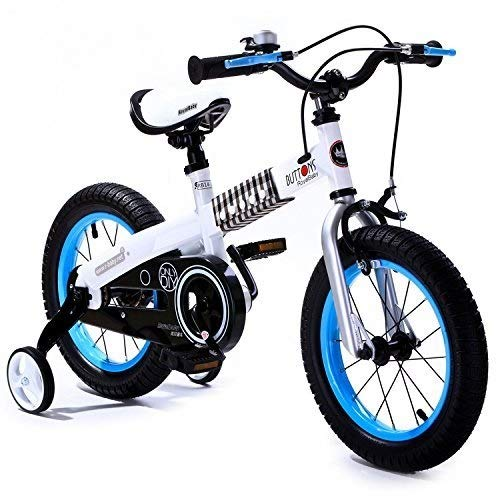 Royalbaby Button Freestyle Girl's Boy's Kids Children Bike